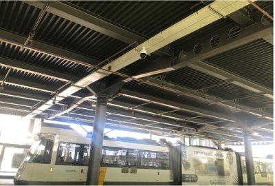 Oostend Railway Station